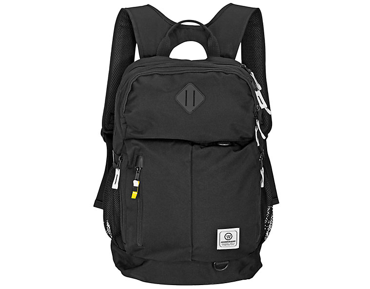 Q10 Day Backpack, Black with Grey image number 0