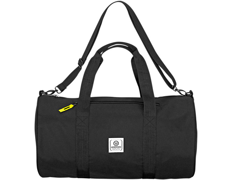 Q10 Day Duffle Bag, Black with Grey image number 0