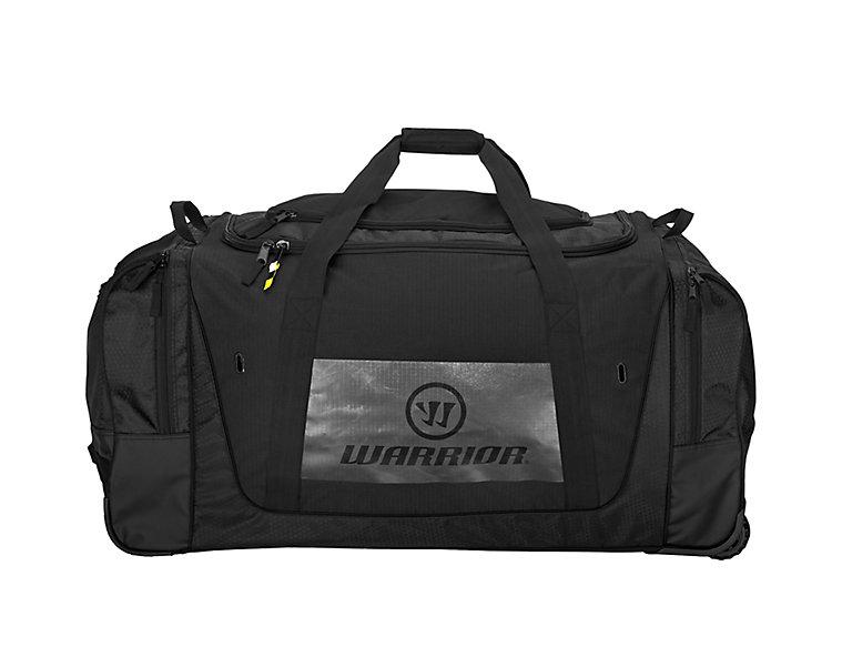 Q10 Cargo Roller Bag, Black with Grey image number 0