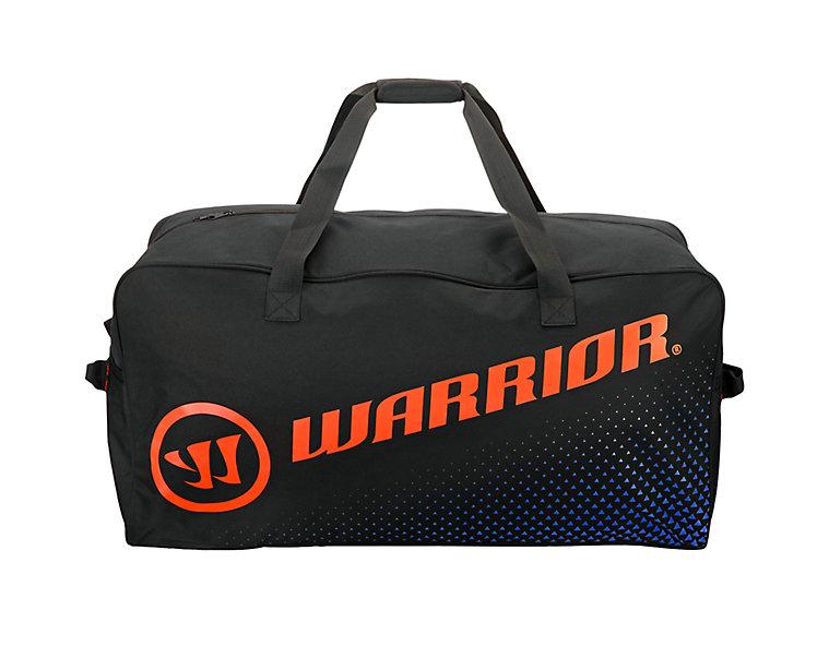Q40 Carry Bag, Black with Orange & Blue image number 0