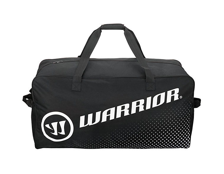Q40 Carry Bag, Black with White & Grey image number 0