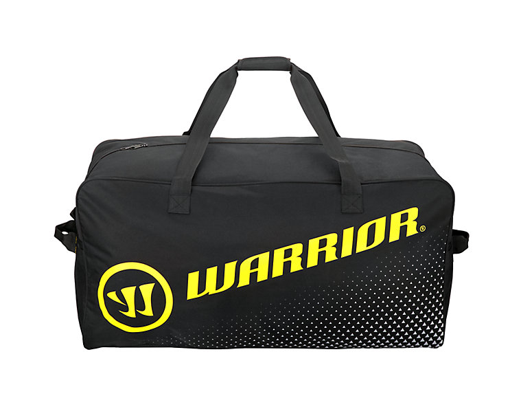 Q40 Carry Bag, Black with Yellow & Grey image number 0