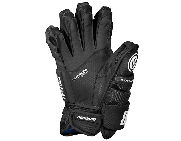 QRE SR Glove, Black with White image number 1