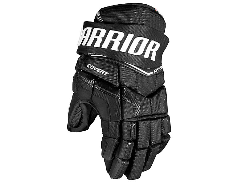 QRE SR Glove, Black with White image number 0