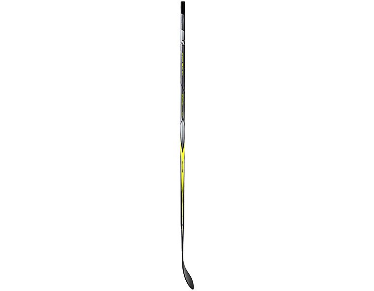 Alpha QX YTH Grip, Black with Silver & Yellow image number 2