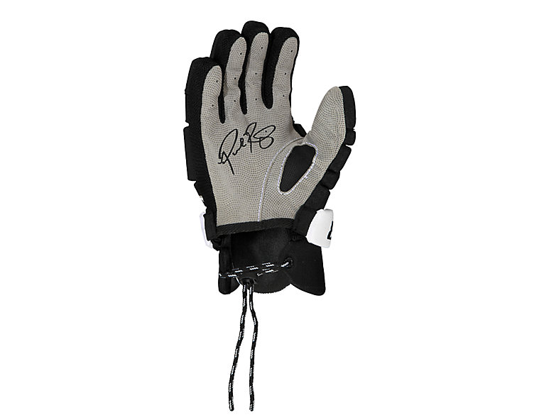 Rabil Next Glove (L/M), Black with White image number 1