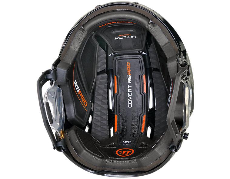 Covert RS PRO Helmet, Black image number 2