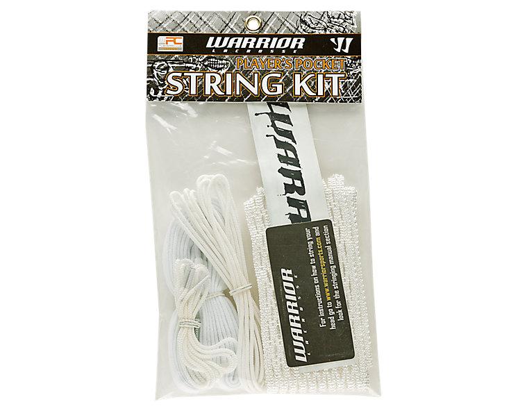 String Kit - Soft Mesh Pocket, White image number 0
