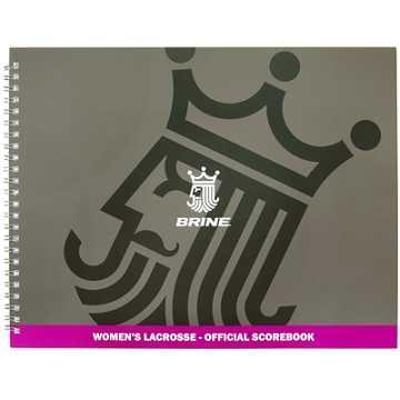 Women's Scorebook 18