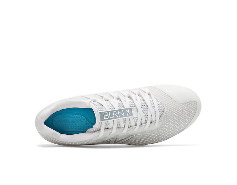 Women's Burn Low CLeat, White image number 2