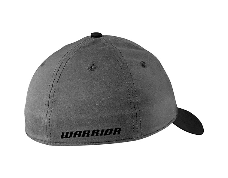 Warrior Corp Cap , Black with Heather Charcoal image number 1