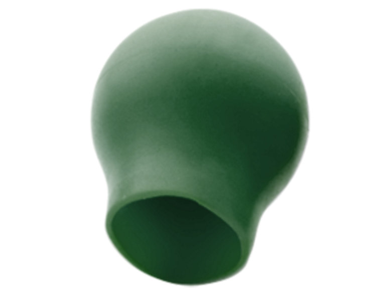 Women's Sphere End Knob, Green image number 0