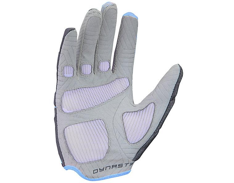 Dynasty Glove, Carolina Blue with Black image number 1