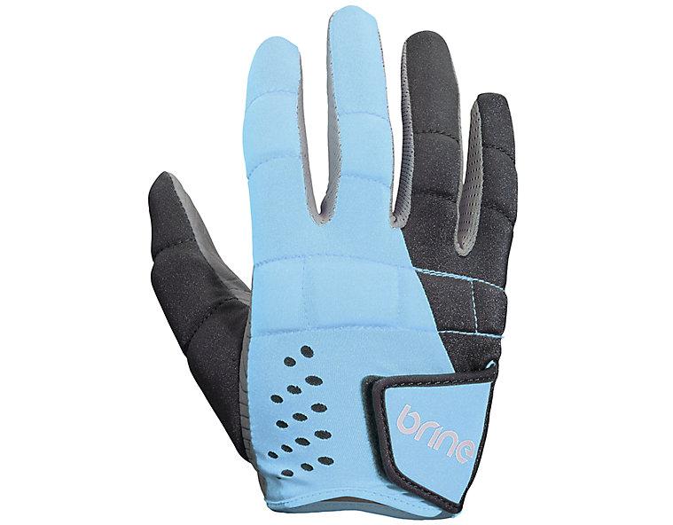 Dynasty Glove, Carolina Blue with Black image number 0