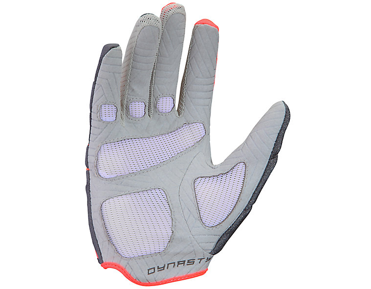 Dynasty Glove, Red with Black image number 1