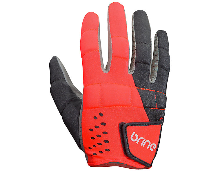Dynasty Glove, Red with Black image number 0