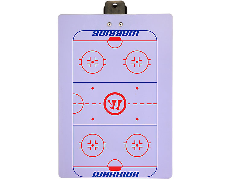 Coaches Clip Board, White image number 1