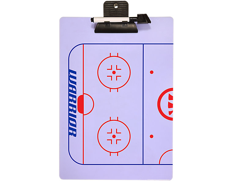 Coaches Clip Board, White image number 0