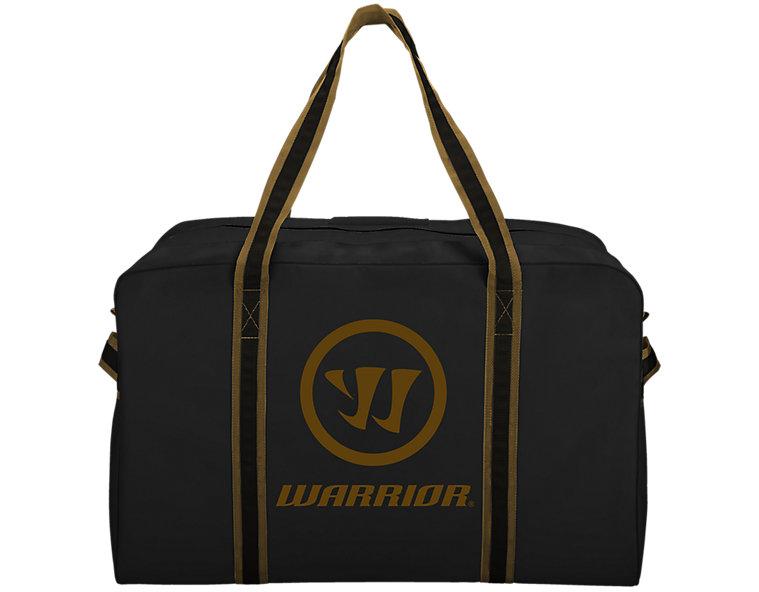 Warrior Pro Bag, Black with Vegas Gold image number 0