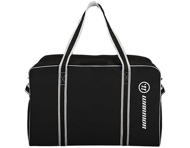 Warrior Pro Bag, Black with White image number 1
