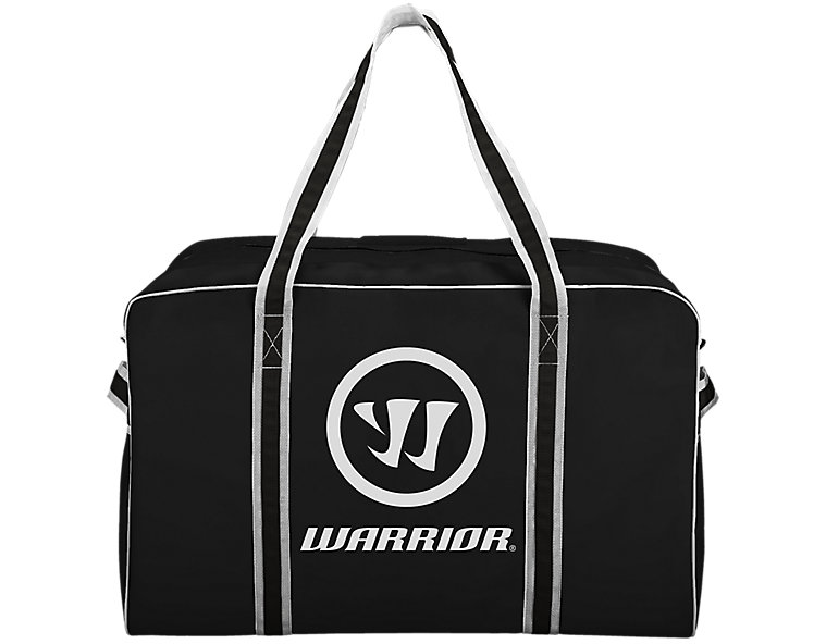 Warrior Pro Bag, Black with White image number 0