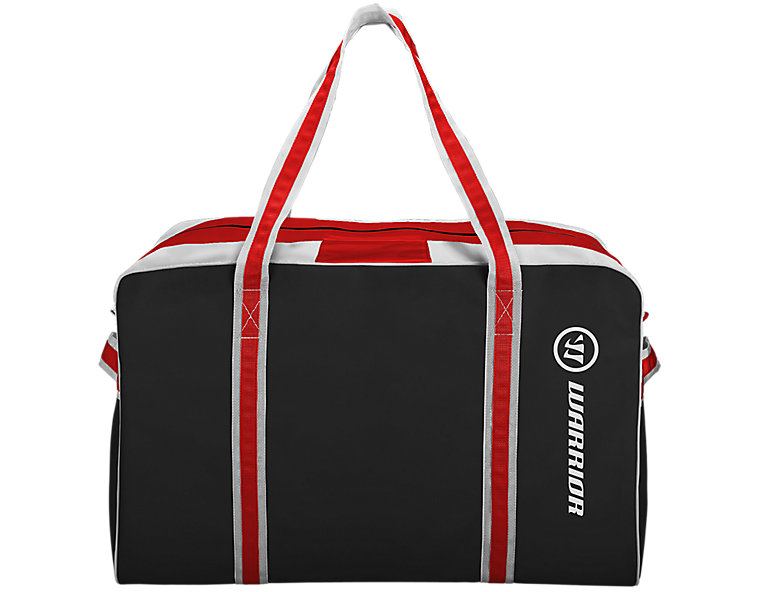 Warrior Pro Bag, Black with Red & White image number 1