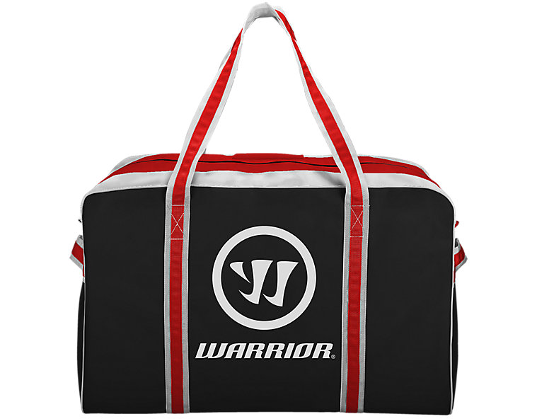 Warrior Pro Bag, Black with Red & White image number 0
