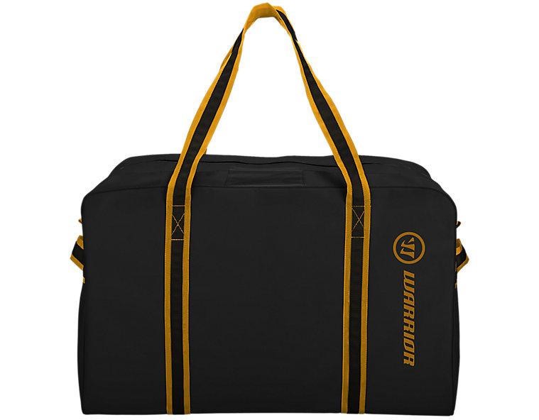 Warrior Pro Bag, Black with Sports Gold image number 1