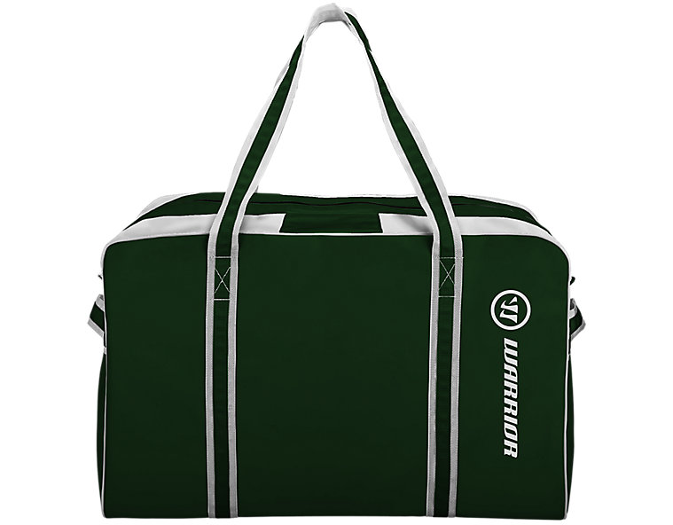 Warrior Pro Bag, Forest Green with White image number 1