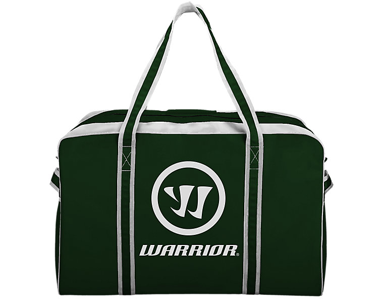 Warrior Pro Bag, Forest Green with White image number 0