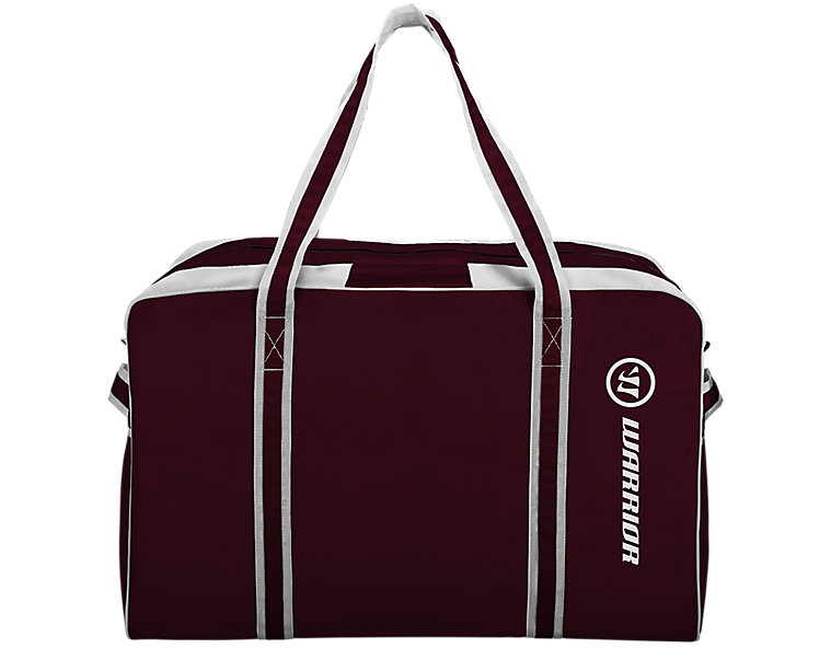 Warrior Pro Bag, Maroon with White image number 1