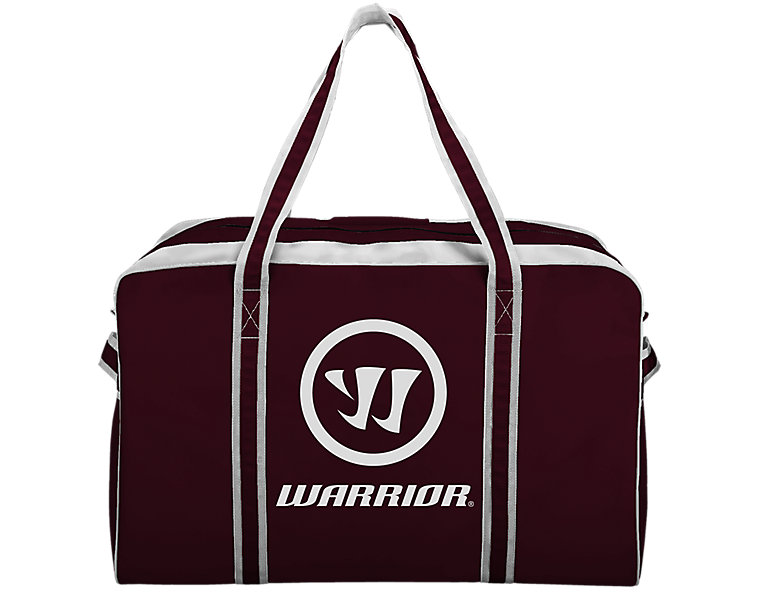Warrior Pro Bag, Maroon with White image number 0