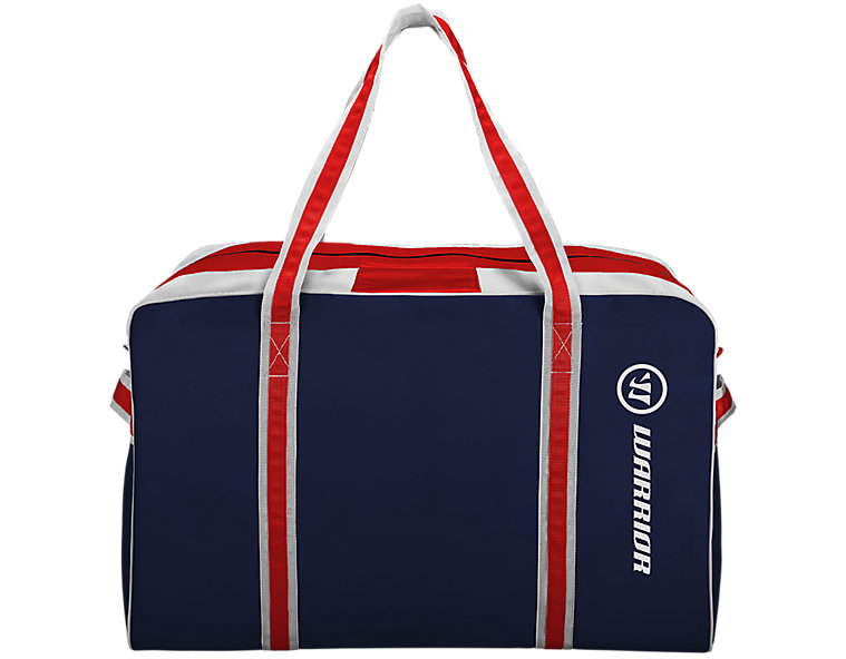 Warrior Pro Bag, Navy with Red & White image number 1