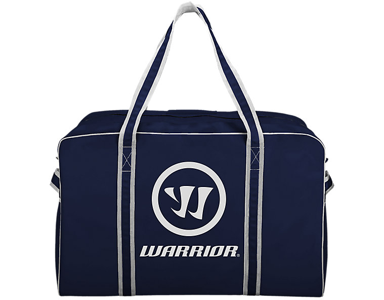 Warrior Pro Bag, Navy with White image number 0