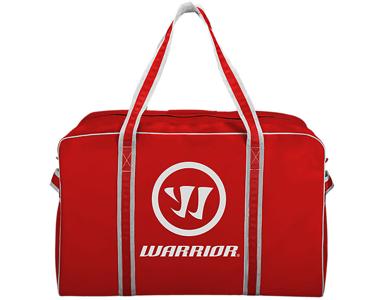 Warrior Pro Bag, Red with White image number 0
