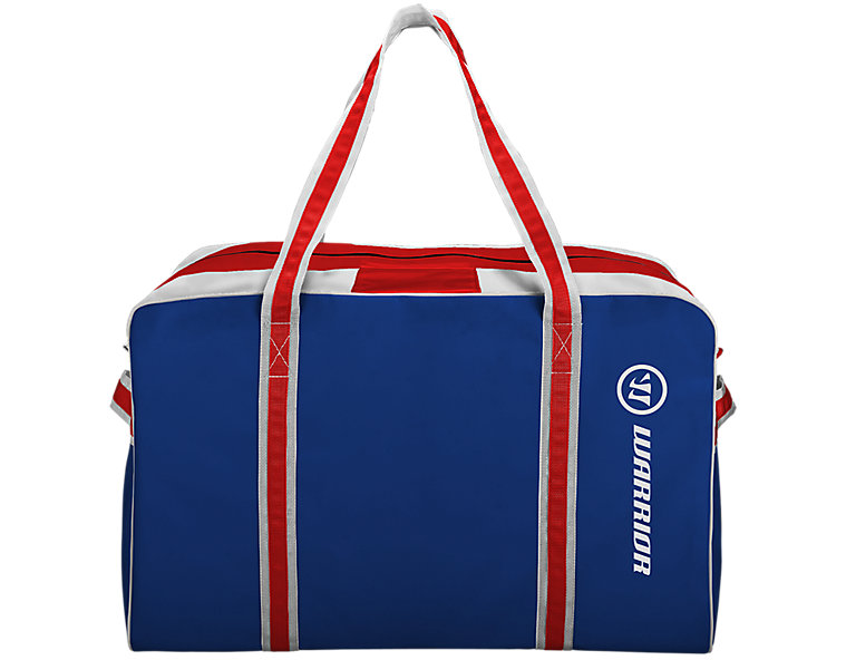 Warrior Pro Bag, Royal Blue with Red & White image number 1