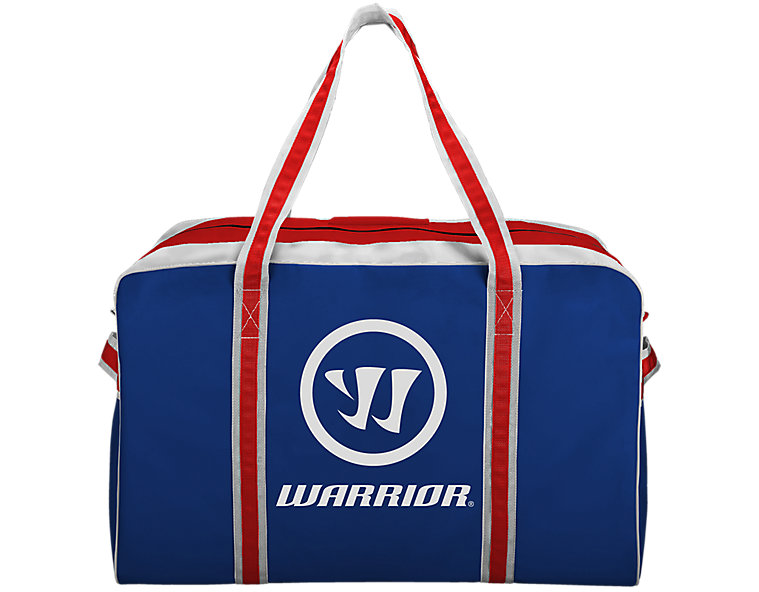 Warrior Pro Bag, Royal Blue with Red & White image number 0