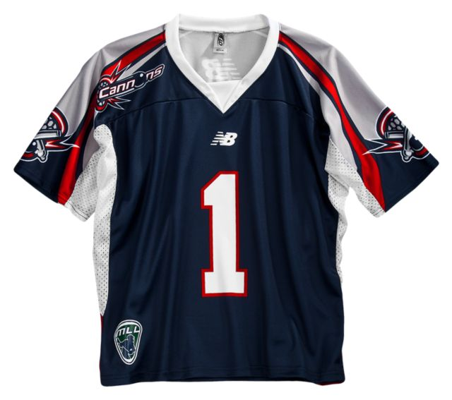 Youth Boston Cannons Replica Jersey