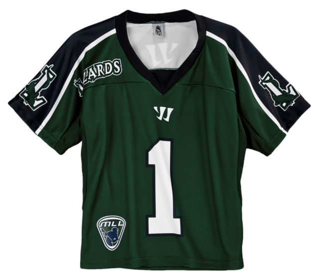 Youth Long Island Lizards Replica Jersey