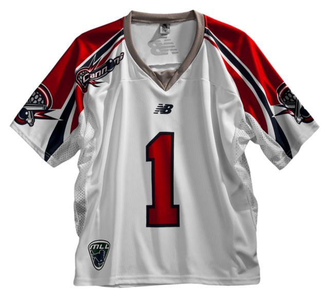 Boston Cannons Replica Jersey