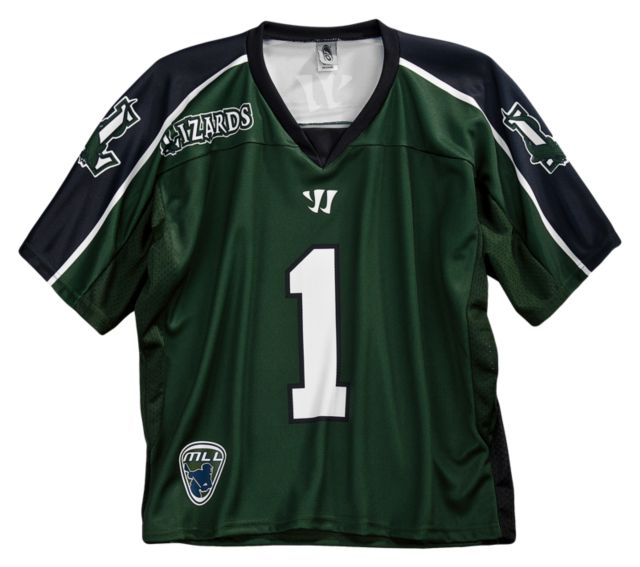 Long Island Lizards Replica Jersey