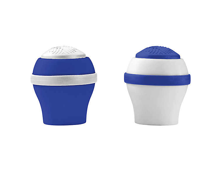 Women's 2 Pack Colored End Cap, Royal Blue image number 0