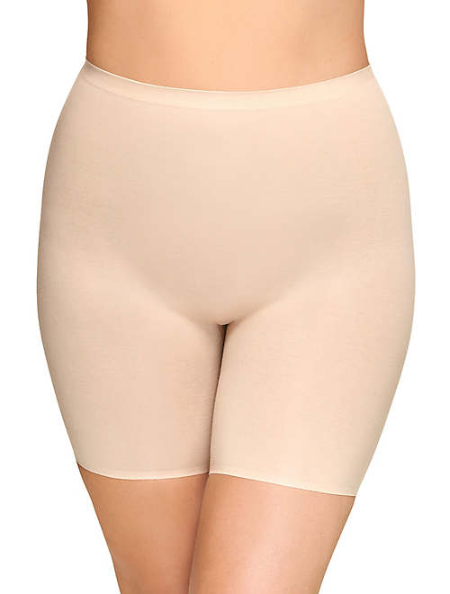 Beyond Naked Cotton Blend Thigh Shaper - 805330
