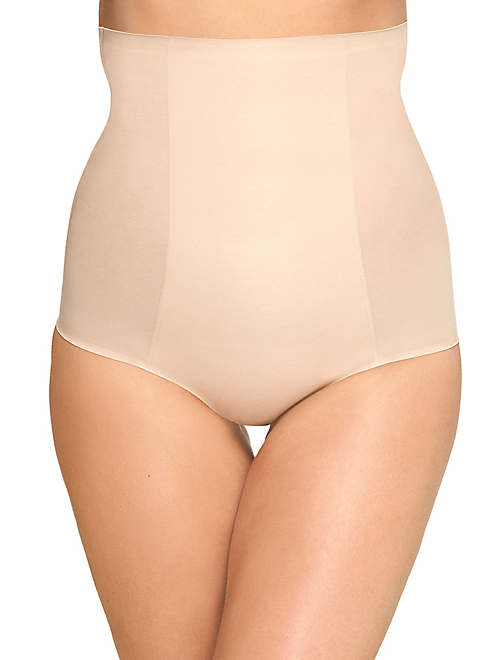 Beyond Naked Cotton Blend Shaping Hi-Waist Brief - 808330