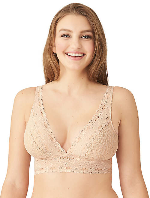 Halo Lace Wire Free Bra