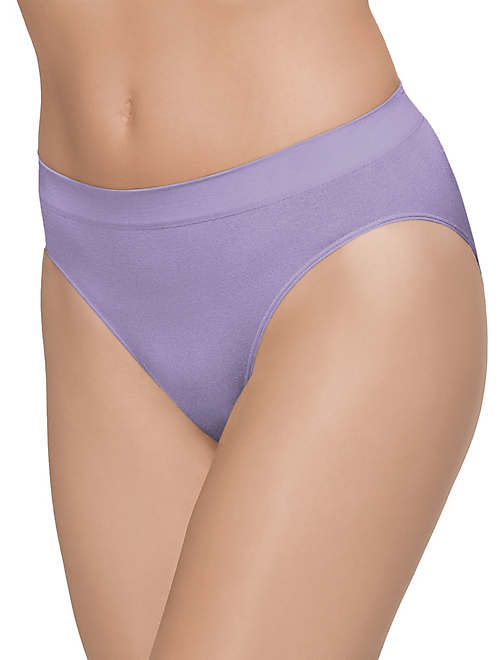 B-Smooth Seamless Hi-Cut Brief