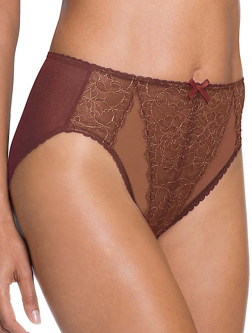 Retro Chic Hi-Cut Brief - 841186