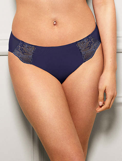 Lace Impression Hi-Cut Brief