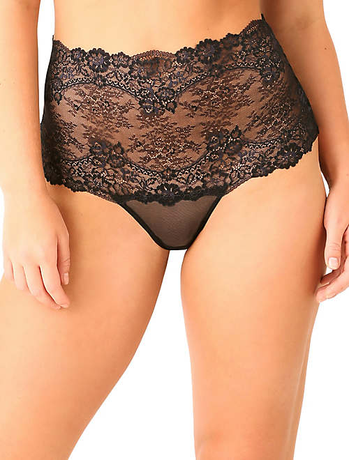 Level Up Lace Hi-Waist Thong