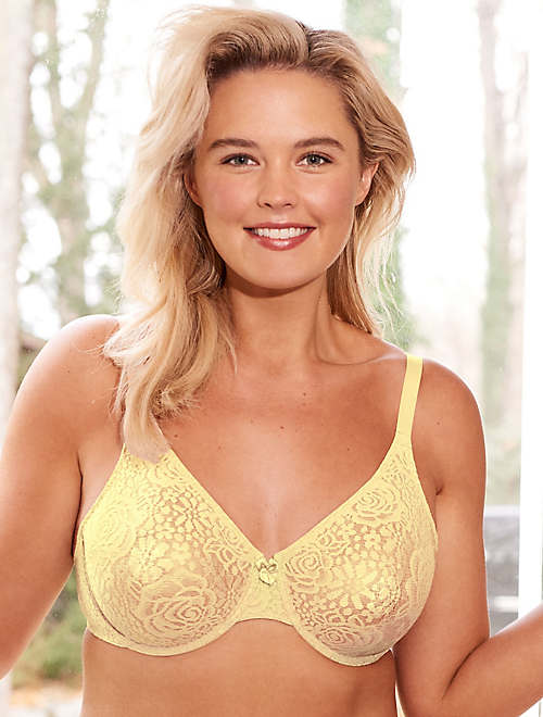 Halo Lace Underwire Bra
